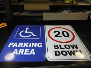 National Safety Signs new website